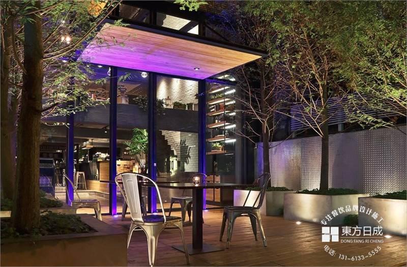 现代餐饮空间设计中的3R原则