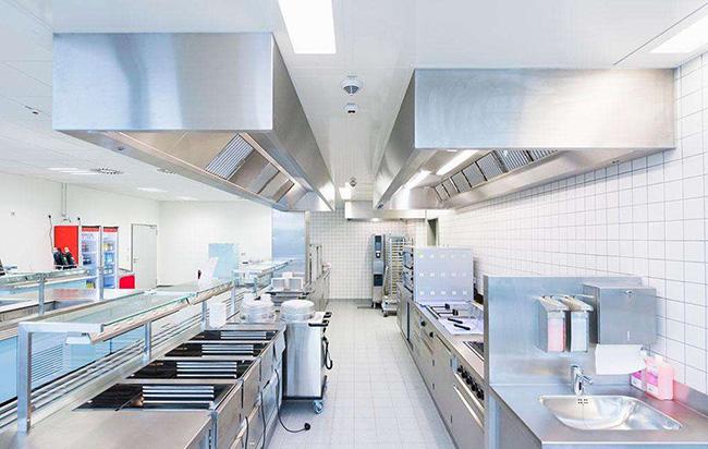 <b>餐饮空间设计不能忽略后厨制作区</b>