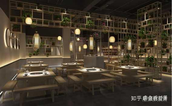 餐饮空间简约设计风格的种类有哪些?