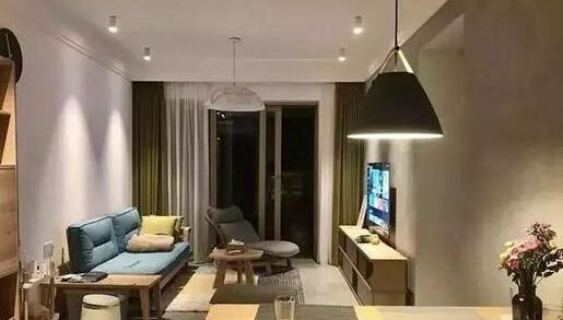 小户型内的客厅和餐厅 如何一体化设计?0