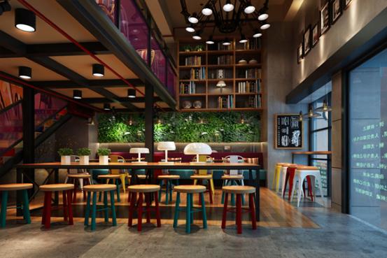 餐饮空间设计风格有哪些
