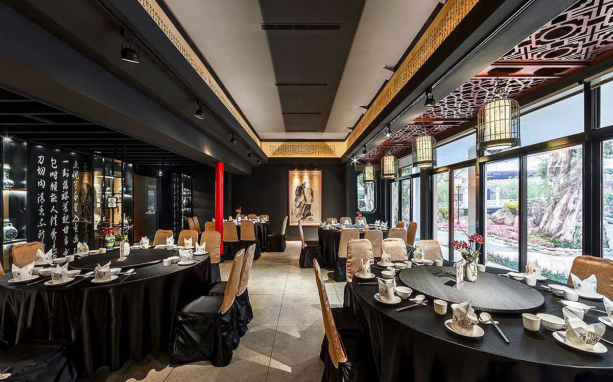 中餐厅装修_奇迹餐厅2 餐厅装修_土巴兔装修效果图餐厅