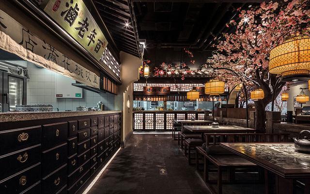 <b>餐厅装修设计要继承中华传统文化的精粹</b>