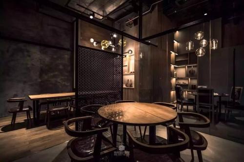 主题西餐厅设计的风格和文化
