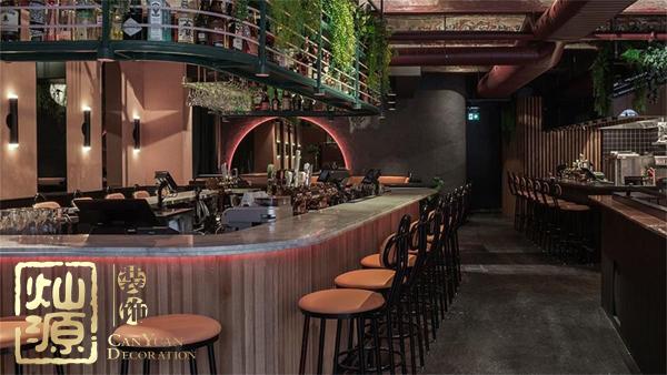 <b>主题餐厅设计-国外位于冰天雪地中的热带主题餐</b>