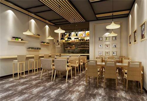 <b>餐馆装修设计效果图   餐馆装修设计四大要点</b>