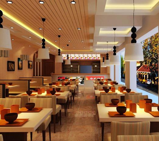 饭店怎么装修_上海饭店装修_饭店厨房装修
