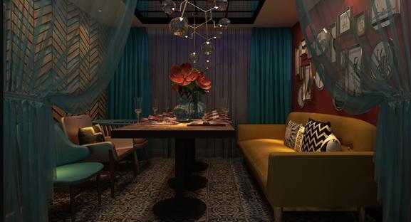 <b>主题餐厅设计说明包含哪些</b>