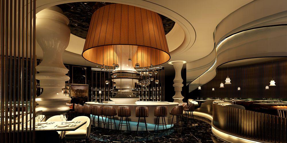 南京口碑好餐厅设计免费咨询,餐厅设计