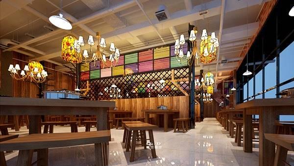 郑州饭店装修设计公司