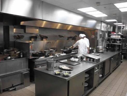 餐饮厨房排烟设计