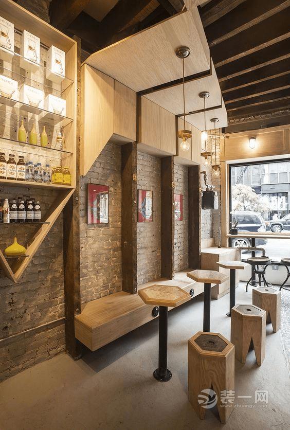抬头就看到的创意设计 精选餐厅天花板装修效果图