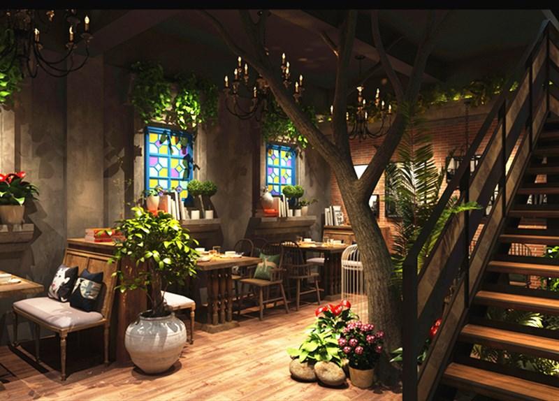 主题餐厅设计特点及优势 我的主题我做主