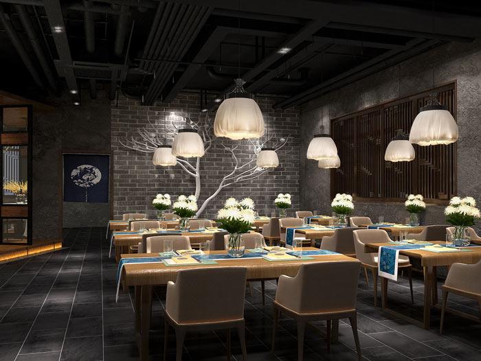 餐厅装修如何设计?省钱且住久不过时