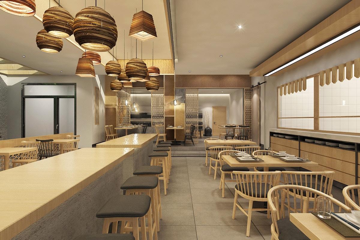 小型餐饮店装修设计