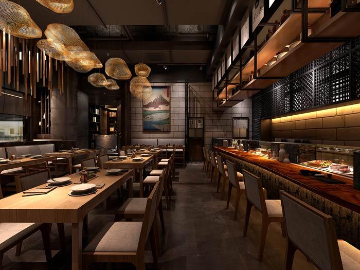 8款小户型餐厅装修效果图设计