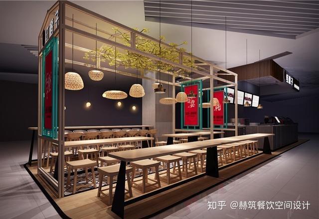 快餐厅设计中有哪些设计细节需要考虑