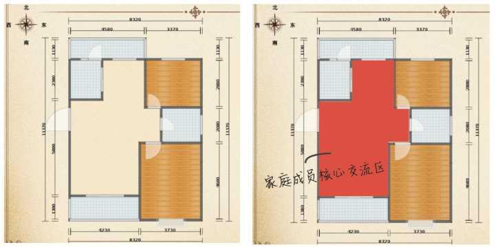 <b>装修将客厅、餐厅、书房三合一可行吗?</b>