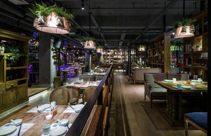 中餐厅设计_中餐厅设计要点_创意中餐厅设计