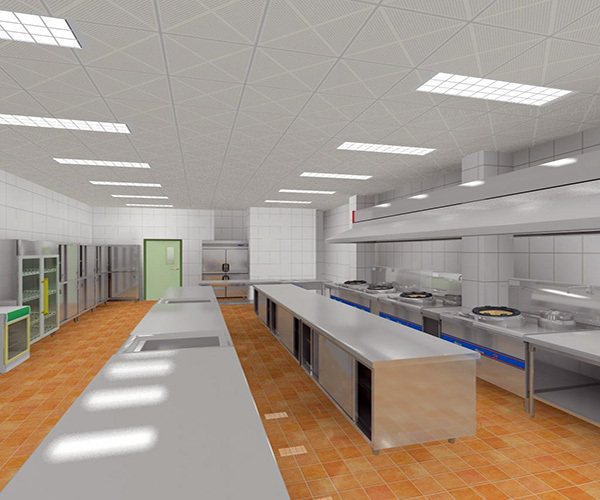 <b>饭店厨房怎么装修设计 饭店厨房装修要多少钱</b>