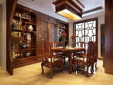 <b>中餐厅装修设计中很多元素其关键作用</b>