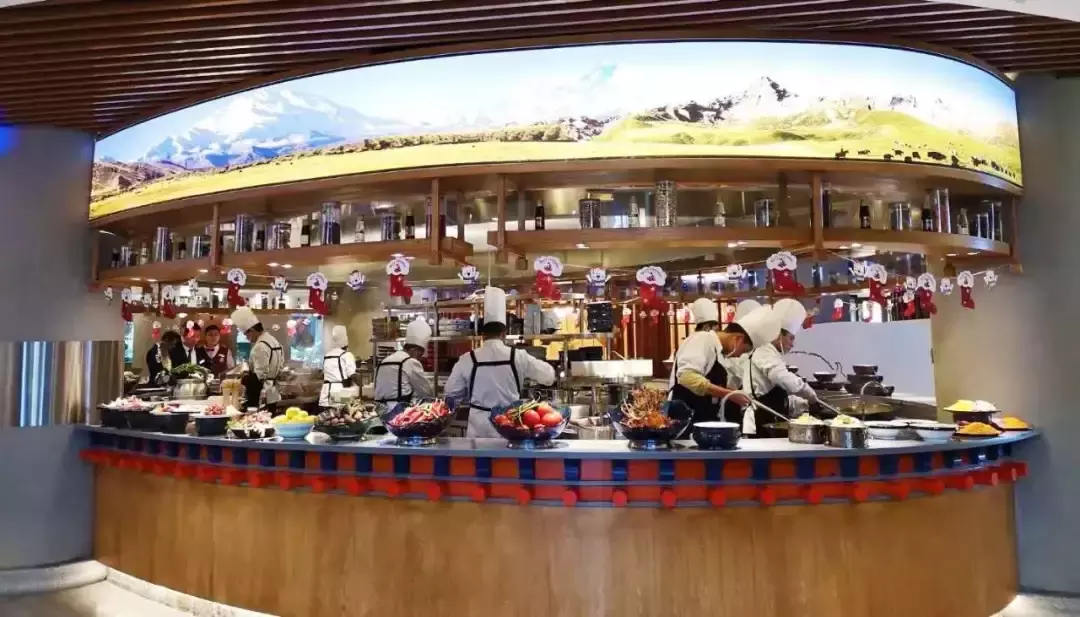 我们分析了100家餐厅,发现人气旺的装修都用这9招!