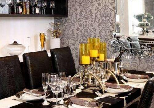 现代简约风格餐厅特点,现代简约风格设计的讲究