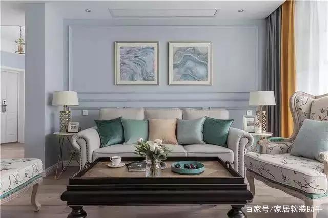 她家美式风,厨房砸掉半面墙,卡座式餐厅、榻榻米,舒适又优雅!